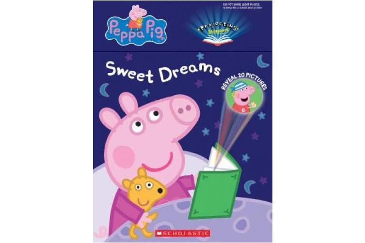 Sweet Dreams, Peppa: A Projecting Storybook (Peppa Pig)