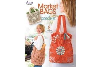 Market Bags to Crochet: 8 Fabulous Bag Designs