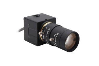 (1080P Webcam) - ELP Webcam 5-50 mm Manual Lens with Variable Focus HD Camera USB 1080P Webcam