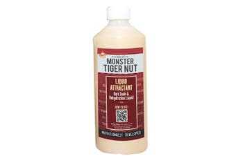 (Brown, 500 ml) - Dynamite Baits Monster Tiger Nut Liquid Attractant