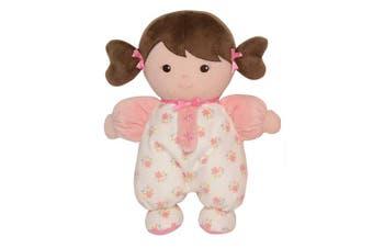 (Olivia Pink) - Baby Starters Brunette Olivia Doll, Pink