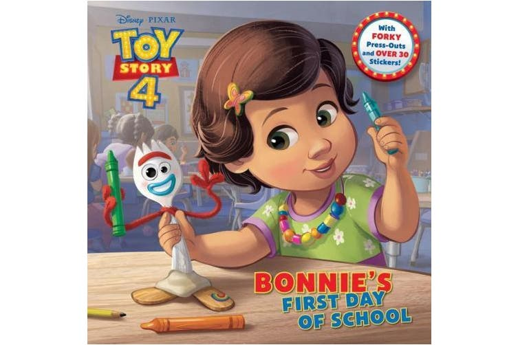 Bonnie's First Day of School (Disney/Pixar Toy Story 4) (Pictureback(r))
