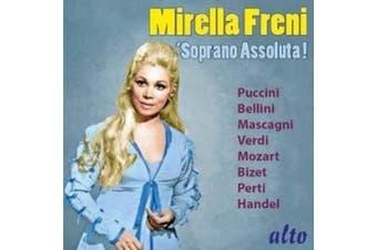 Mirella Freni: Soprano assoluta