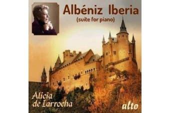 Albéniz: Iberia (suite for piano)