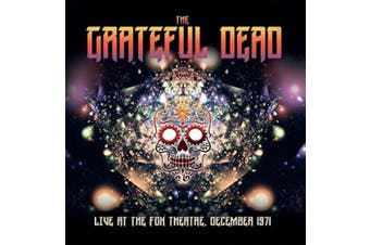Live at the Fox Theatre, December 1971