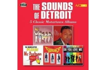 The Sounds of Detroit: 5 Classic Motortown Albums