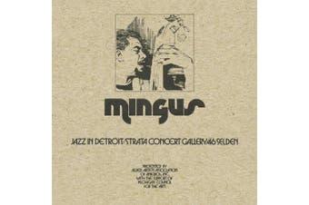 Jazz in Detroit/Strata Concert Gallery/46 Selden
