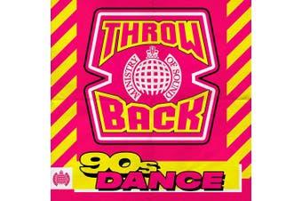 Throwback 90s Dance