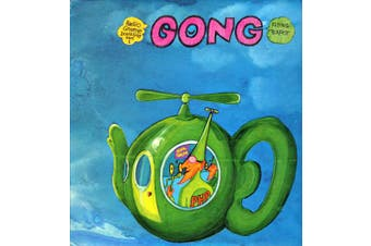 Flying Teapot: Part 1: The Radio Gnome Invisible Trilogy
