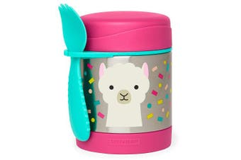Skip Hop Zoo Insulated Food Jar-Llama