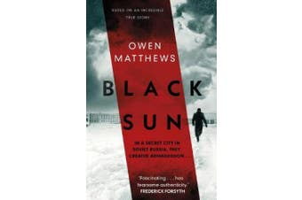 Black Sun: The year's most acclaimed debut thriller