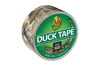 Realtree Edge Camo Duck Tape Brand Duct Tape, 4.8cm x 10 yards