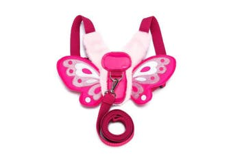(b) - EPLAZA Toddlers Child Butterfly Anti Lost Walking Safety Harness with Leash (b)