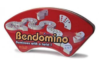 BLUE ORANGE USA Bendomino Game BOG00240