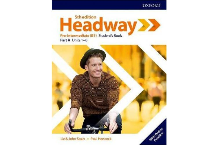 Headway: Pre-Intermediate: Student's Book A with Online Practice (Headway)