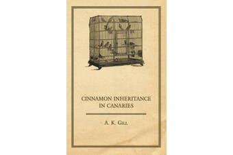 Cinnamon Inheritance in Canaries