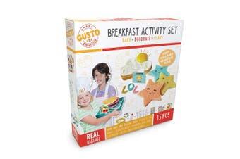 Gusto Breakfast Activity Set