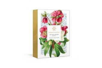 Winter Botanicals: 12 Note Cards and Envelopes (New York Botanical Garden)