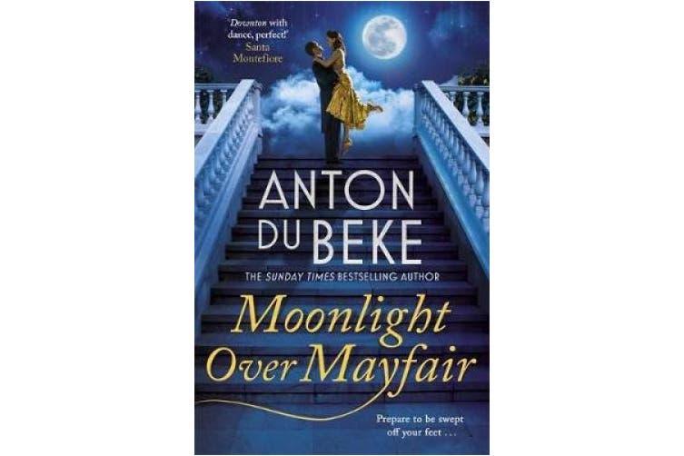 Moonlight Over Mayfair: Shortlisted for the Historical Romantic Novel Award