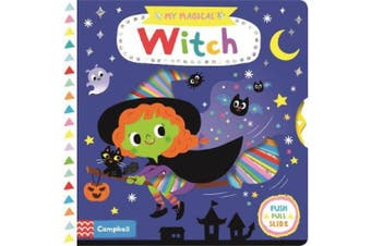 My Magical Witch (My Magical) [Board book]