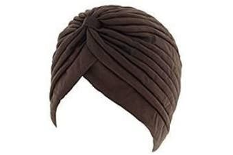 (Brown) - Brown Turban