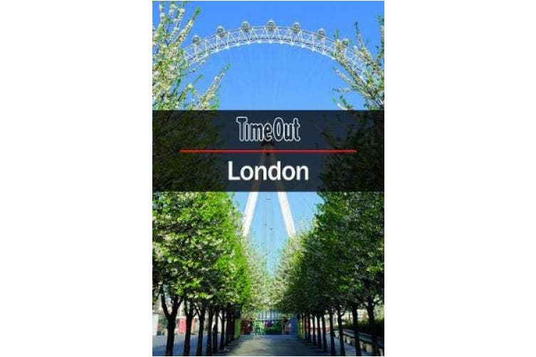 Time Out London City Guide: Travel guide with pull-out map (Time Out City Guide)