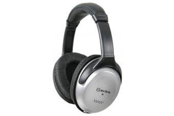 AV:Link | Full Sized Stereo Headphones with Volume Control