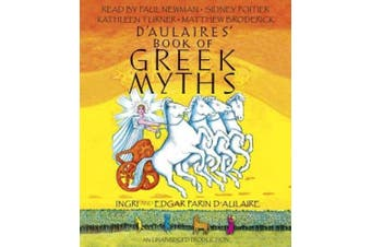 D'Aulaires' Book of Greek Myths [Audio]