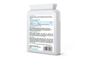 Saccharomyces Boulardii 5 Billion CFU 90 Capsules - No Refrigeration Required - High Strength Non-Colonising Yeast Probiotic with synergistic Olive Leaf, Biotin and Vitamin D3