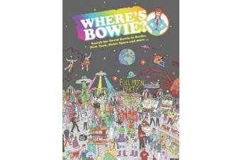 Where's Bowie?: Search for David Bowie in Berlin, Studio 54, Outer Space and more...