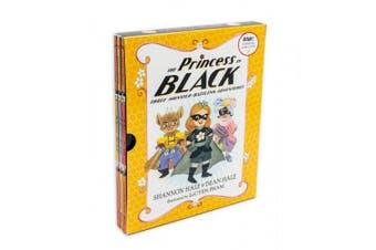The Princess in Black: Three Monster-Battling Adventures (Princess in Black)