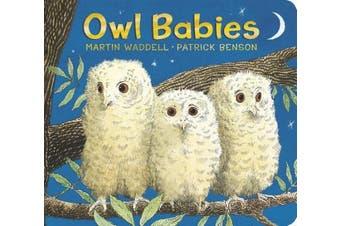 Owl Babies [Board book]