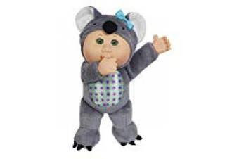 Cabbage Patch Kids Cuties Zoo Friends - 23cm Tall Libby Koala Cutie Doll