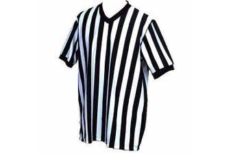 (xlg) - SSG/BSN V-Neck Referee Shirt