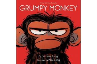 Grumpy Monkey [Board book]