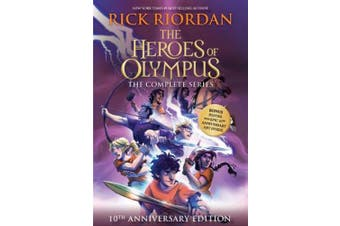 The Heroes of Olympus Set (Heroes of Olympus)
