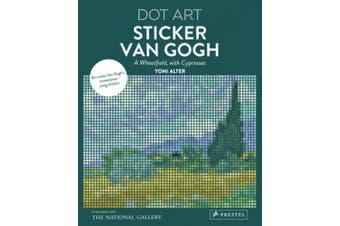 Dot Art: Sticker Van Gogh