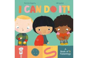 I Can Do It [Board book]