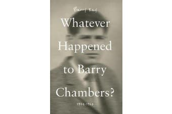 Whatever Happened to Barry Chambers?
