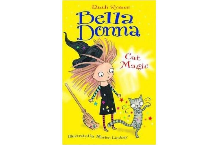 Bella Donna 4: Cat Magic (Bella Donna)
