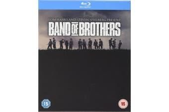 Band of Brothers [Region B] [Blu-ray]