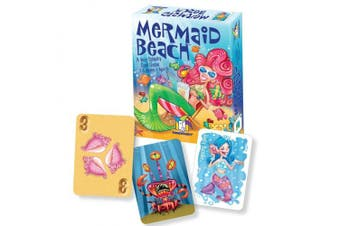 Gamewright Mermaid Beach Card Game