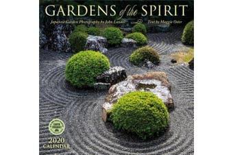 Gardens of the Spirit 2020 Wall Calendar: Photography by John Lander