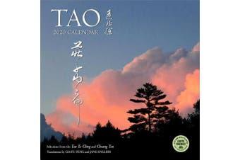Tao 2020 Wall Calendar: By Gian-Fu Feng and Jane English