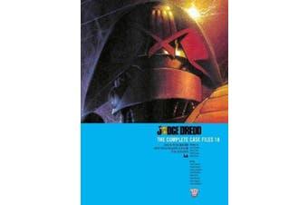 Judge Dredd the Complete Case Files Vol. 18 (Judge Dredd)
