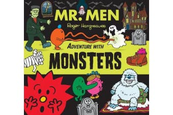 Mr. Men Adventure with Monsters (Mr. Men and Little Miss Adventures) (Mr. Men and Little Miss Adventures)