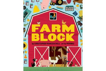 Farmblock [Board book]