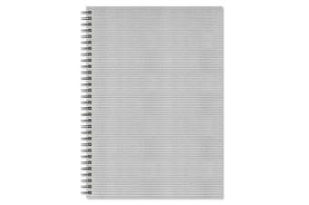 (Silver, A3) - Artgecko Flashy Sketchbook (Silver, A3) - 80 Pages 150gsm Acid Free White Cartridge Paper
