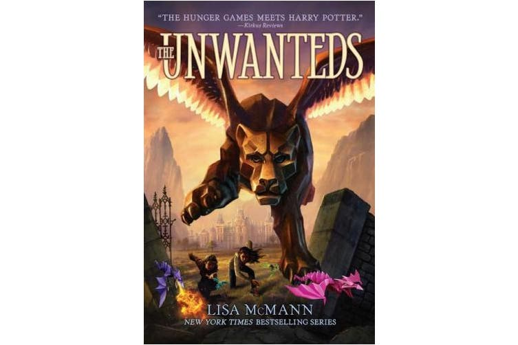 The Unwanteds (Unwanteds (Numbered))