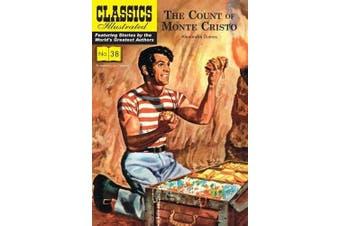 The Count of Monte Cristo, (Classics Illustrated)